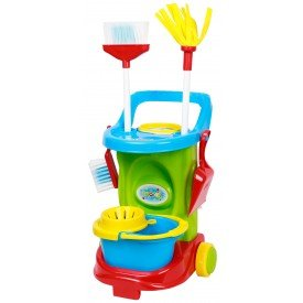 1098 cleaning trolley colorido limpa 01