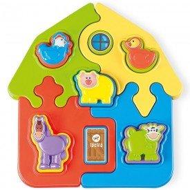 quebra cabeca puzzle mania fazenda formas animaizinhos 814 calesita cal 814 cal 814 gwyb