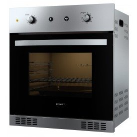 10057860 forno eletrico fogatti f570 57l inox