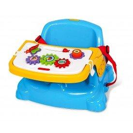 cadeira didatica azul