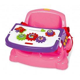 cadeira didatica rosa