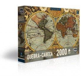 2307 qc 2000 pec as mapa mundi do se culo xvii principalgrande