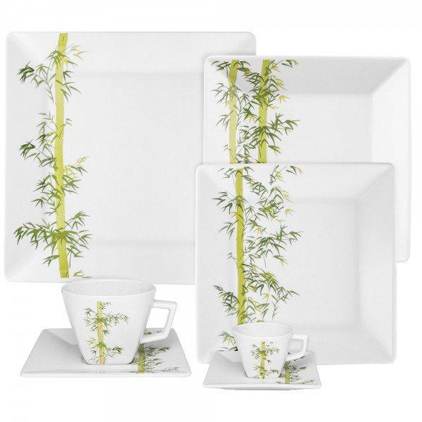 oxford porcelanas aparelho de jantar quartier bamboo 42 pecas 00
