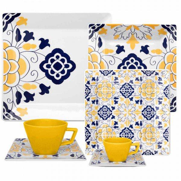 oxford porcelanas aparelho de jantar quartier sevilha 42 pecas 01