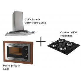 coifa cooktop f4500 01
