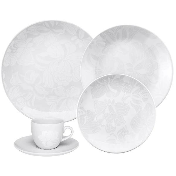 oxford porcelanas aparelho de jantar coup blanc 20 pecas 00