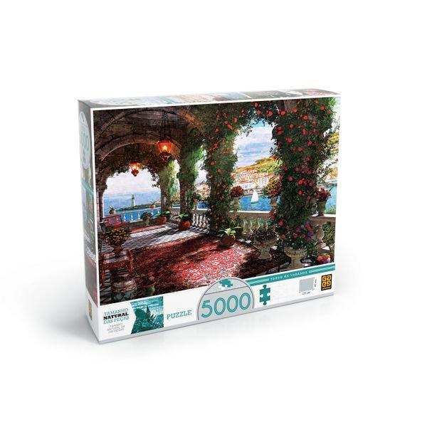 03202 puzzle 5000 tarde na varanda 1