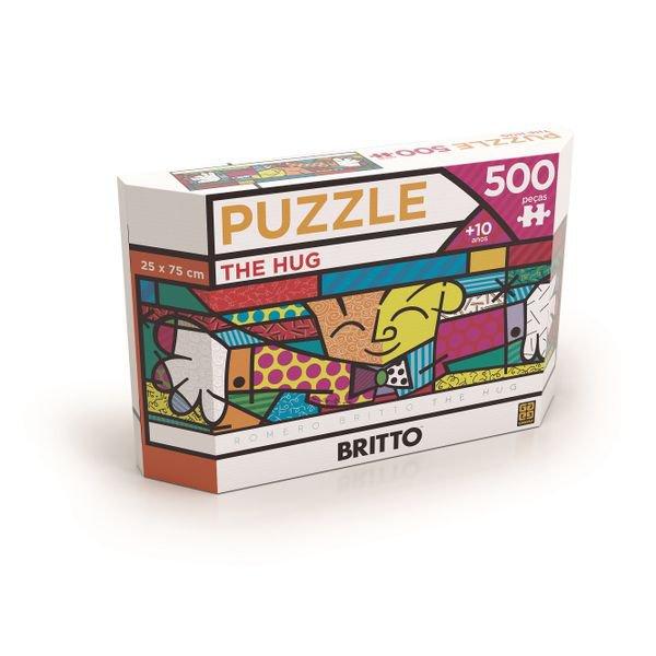 03401 puzzle 500 panorama romero britto 1