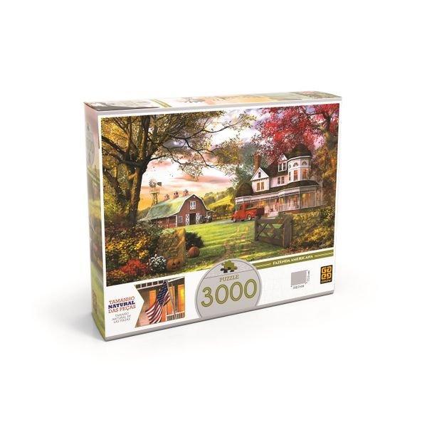 03413 puzzle 3000 fazenda americana 1