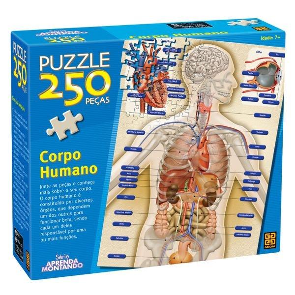 02443 puzzle 250 corpo humano 1