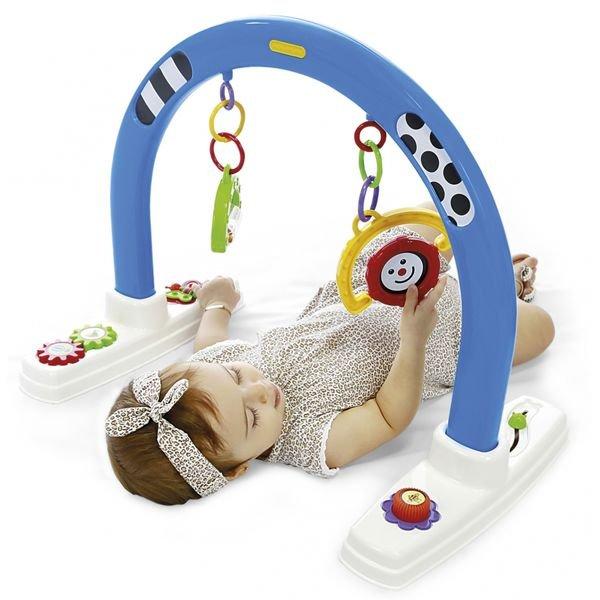 Brinquedo Infantil Móbile Didático - Poliplac Azul