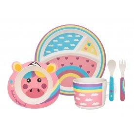075014 refeicao infantil unicorn