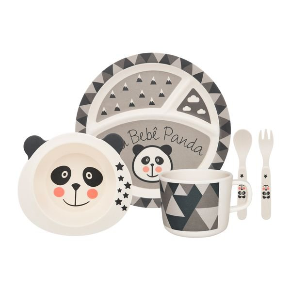 075047 refeicao infantil bebe panda