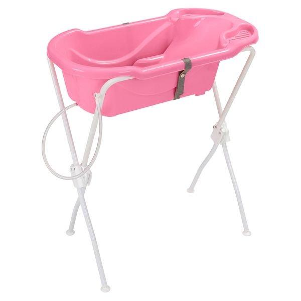 06000 02 banheira ergono mica com suporte rosa 789843149613 3