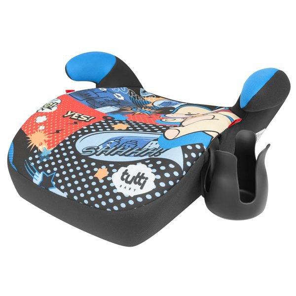Assento Para Auto New Supreme - Tutti Baby Azul