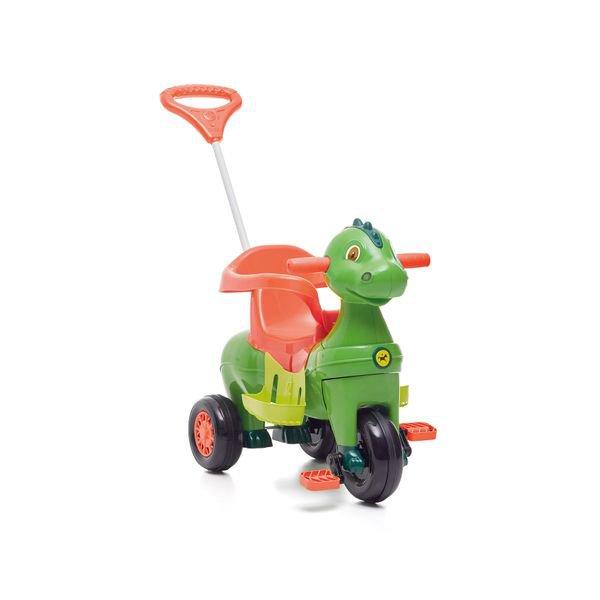 Carrinho De Passeio Ou Pedal Didino - Calesita Verde