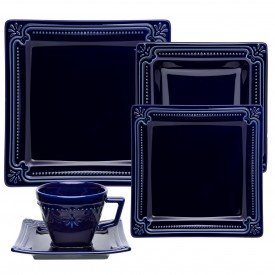 oxford porcelanas provencal conjunto royal 20