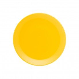 oxford ceramicas unni yellow prato sobremesa
