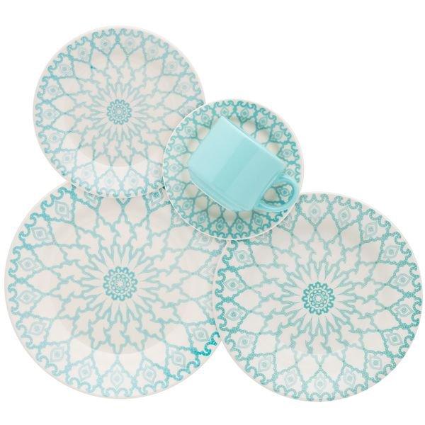 5258 ceramica donna mandala conjunto