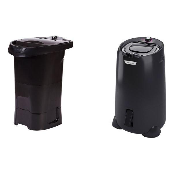 lavadora lis black sofia mais black