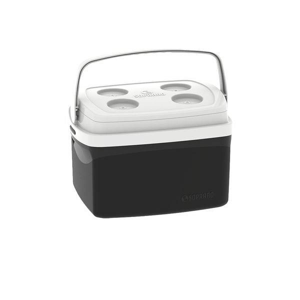 caixa termica tropical 12l preta 1