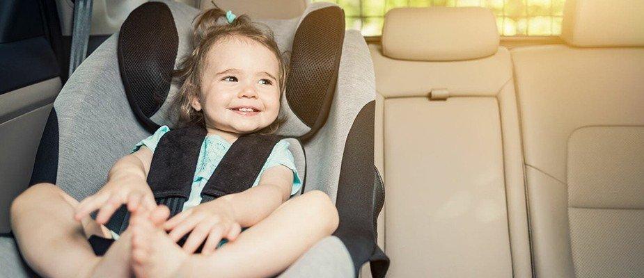 """Nova """"Lei da Cadeirinha"""": reforço na segurança e proteção de bebês e crianças"""