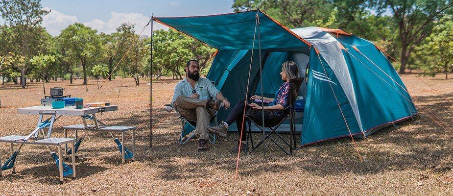 Passo-a-passo para um Camping perfeito!