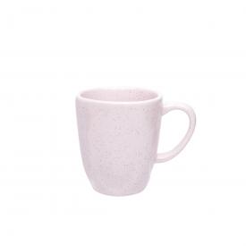 oxford porcelanas ryo pink sand caneca pequena