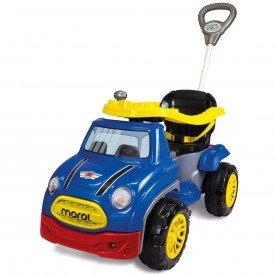 sport car pedal azul